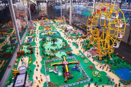 Nasza szkoła na największej w Polsce wystawie klocków LEGO wSzczecinie