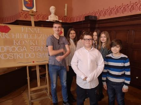 Konkurs o św. Stanisławie Kostce