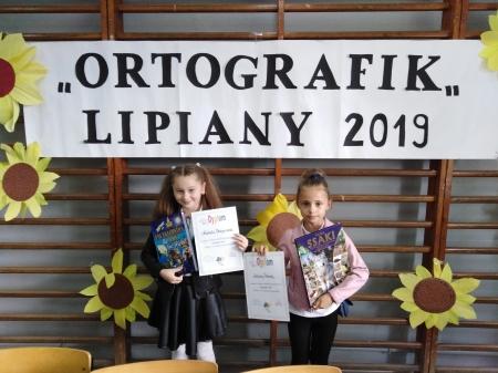 VIII Międzyszkolny Konkurs Ortograficzny