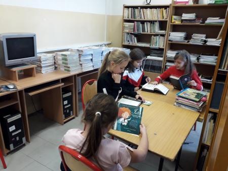 Relacja z Międzynarodowego Miesiąca Bibliotek Szkolnych