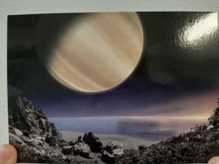 Wizyta astronoma w szkole