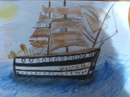 Dni portu w szkole na lekcjach geografii i przyrody