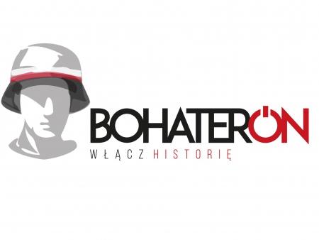 Podziękowanie dla koordynatora projektu BohaterON