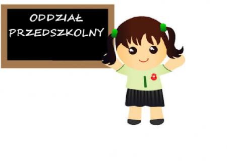 Informacja dla rodziców dzieci oddziału przedszkolnego